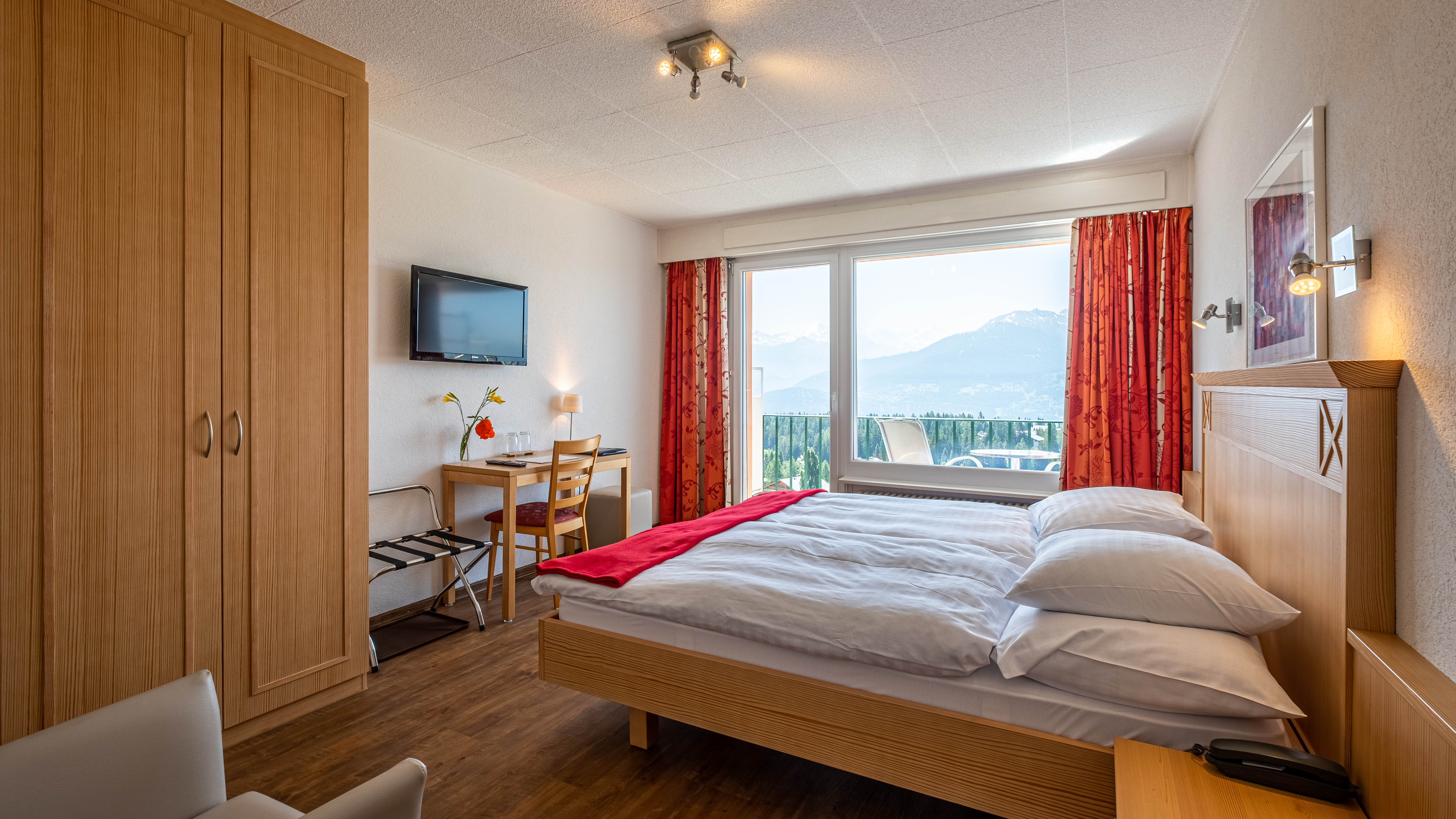 Hotel Splendide Chambre