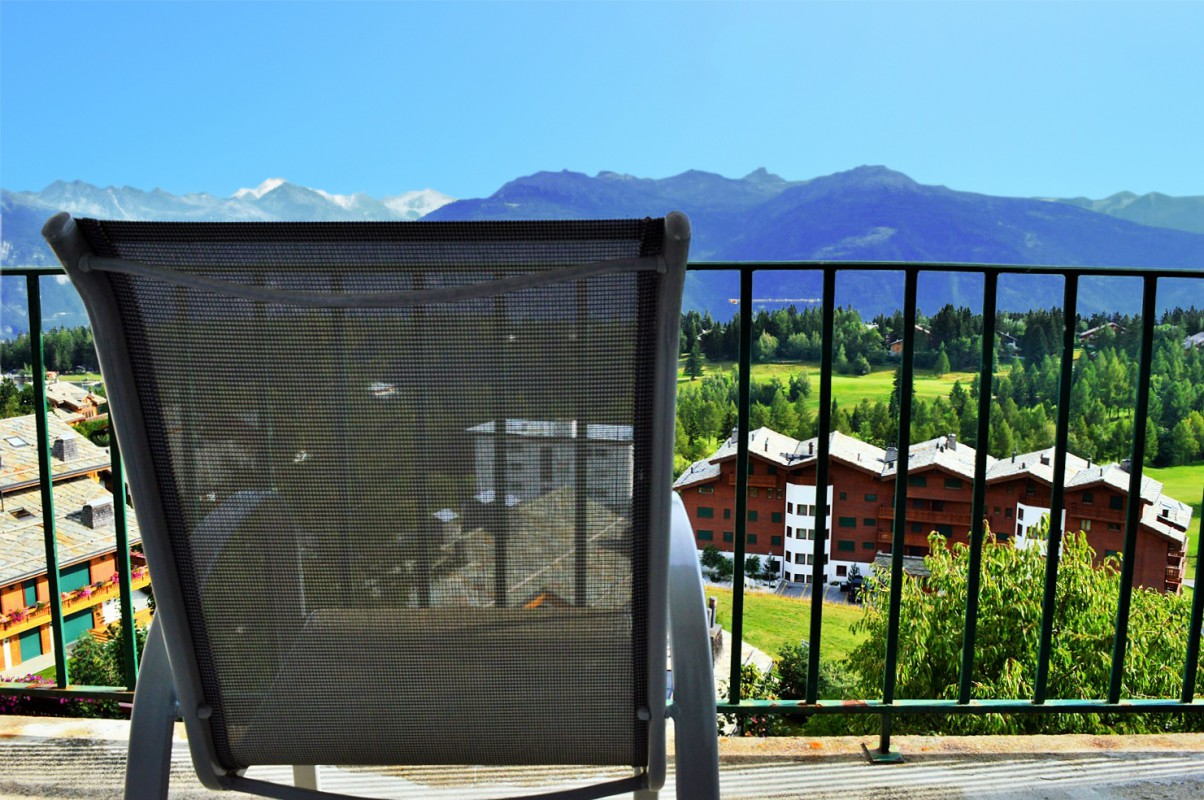 Hotel petit dejeuner continental crans montana