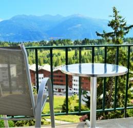 Hotel balcon panoramique crans montana