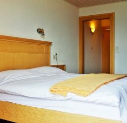 Hotel lit double crans montana