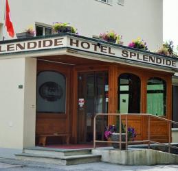 Magnifique hotel crans montana