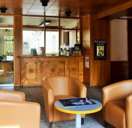 Restaurant bar crans montana
